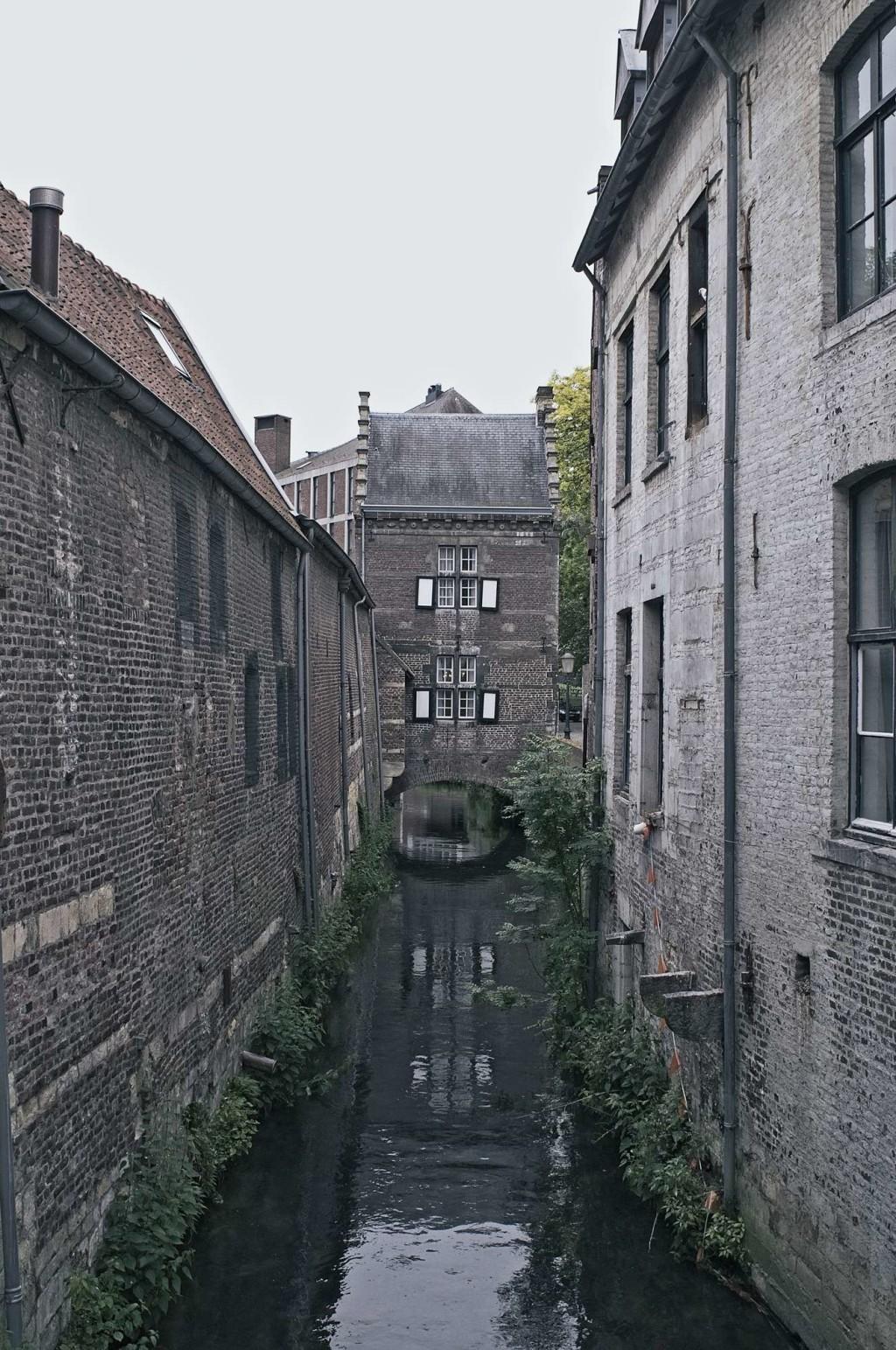 Maastricht Old Town Urbanidentity